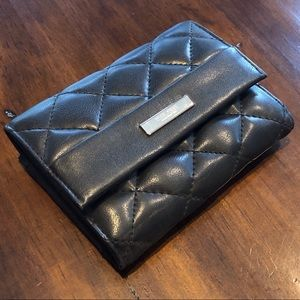 Black Nine West Classic Style Wallet